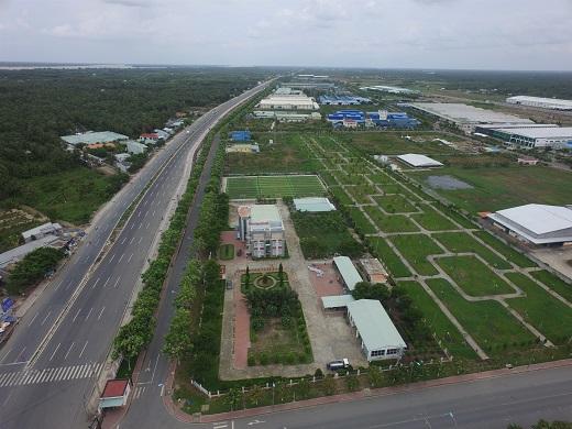 Kế hoạch phát triển của khu công nghiệp ở bến tre
