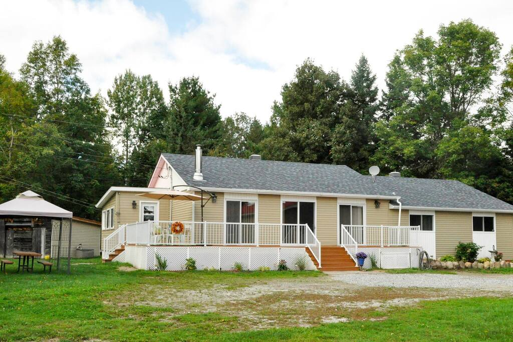 Cottages for Rent in Outaouais, Quebec #3