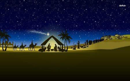 Image result for religious christmas scenes pictures