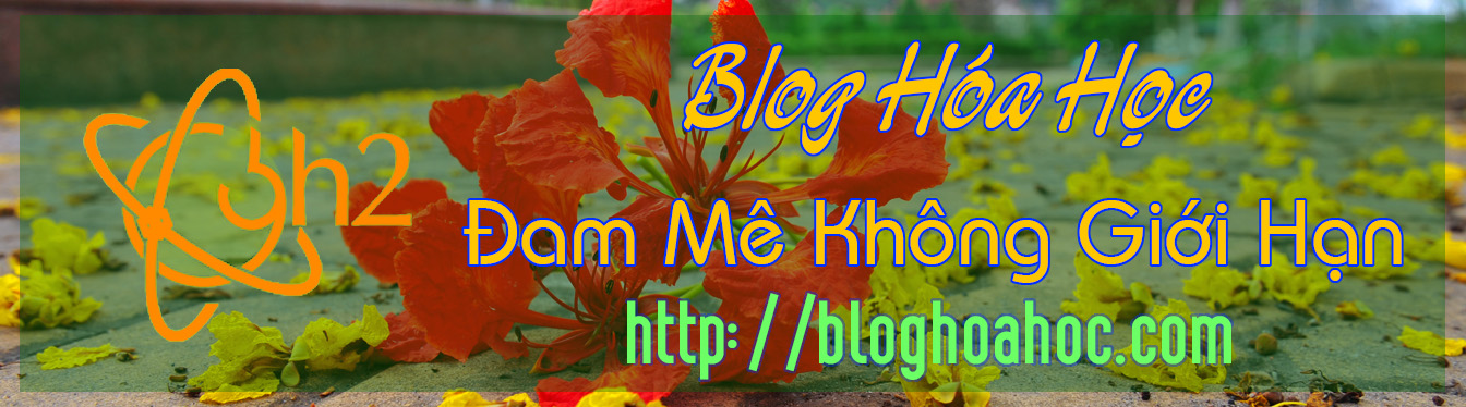 Blog Hóa Học