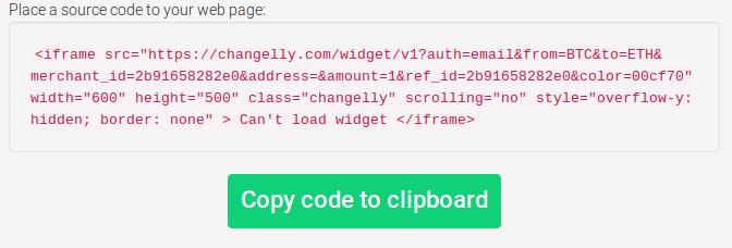 Скопируйте исходный код и разместите его у себя на сайте