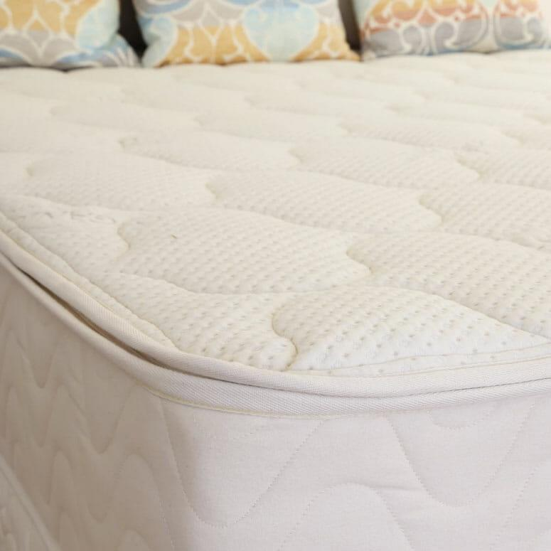 """10"""" Natural Latex Mattress by Spindle"""