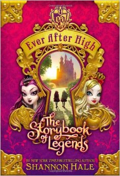 Image result for ever after high the storybook of legends