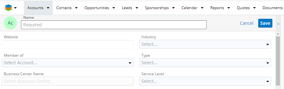 bhea-sugarcrm-above field value setting