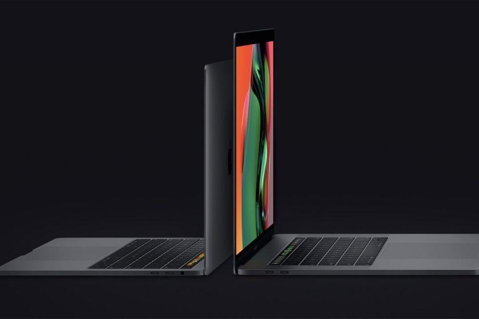 Tuy mang hình dáng cũ nhưng Macbook Pro 2019 vẫn giữ sự sang trọng