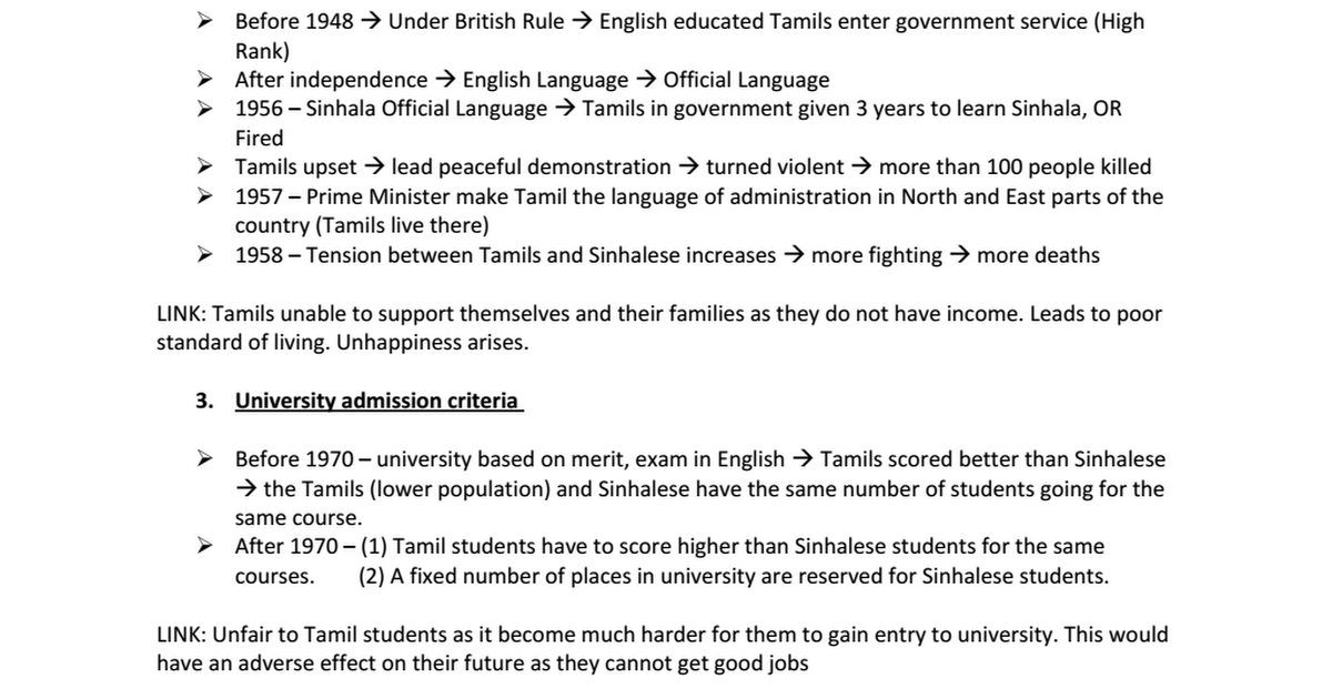 sinhalese versus the tamils essay Tamil sinhala දෙමළ last update: 2011-10-23 usage frequency: 1 quality: english tamil sinhala mama gedara sinhala essays about language last update: 2016-01-22 subject: general usage frequency: 1 quality: reference: anonymous.