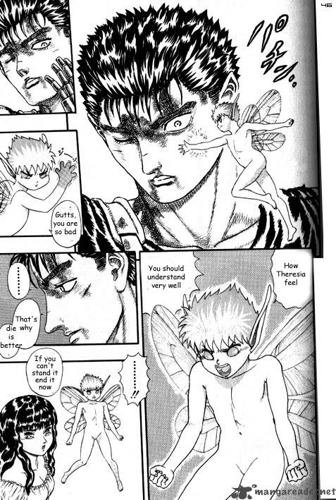 Guts - Berserk - that's why dying is better. If you can't stand it, end it now.