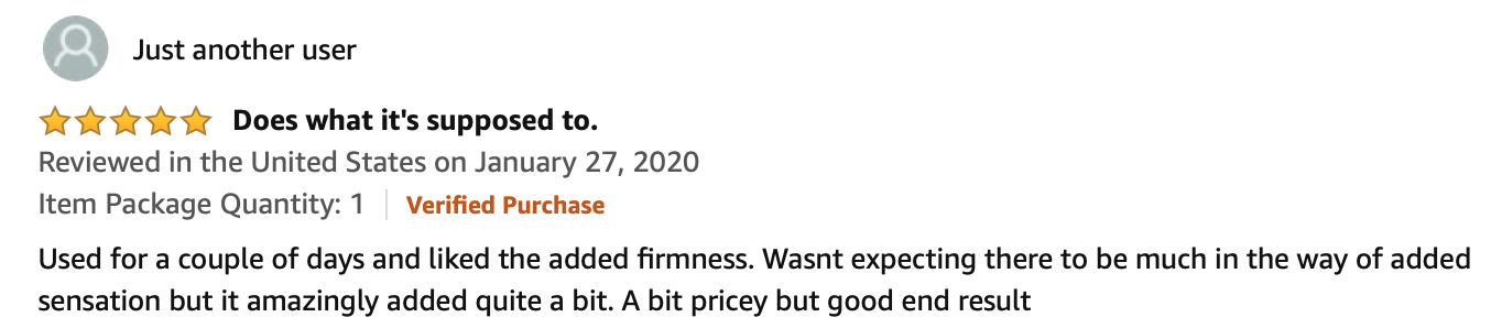 user review of natural viagra