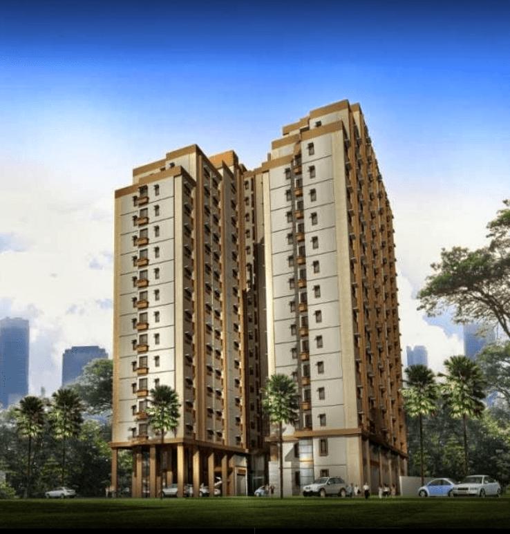 Apartemen Dekat Pusat Transportasi, Stasiun dan Halte, di Jakarta Timur:  Haryono Residence