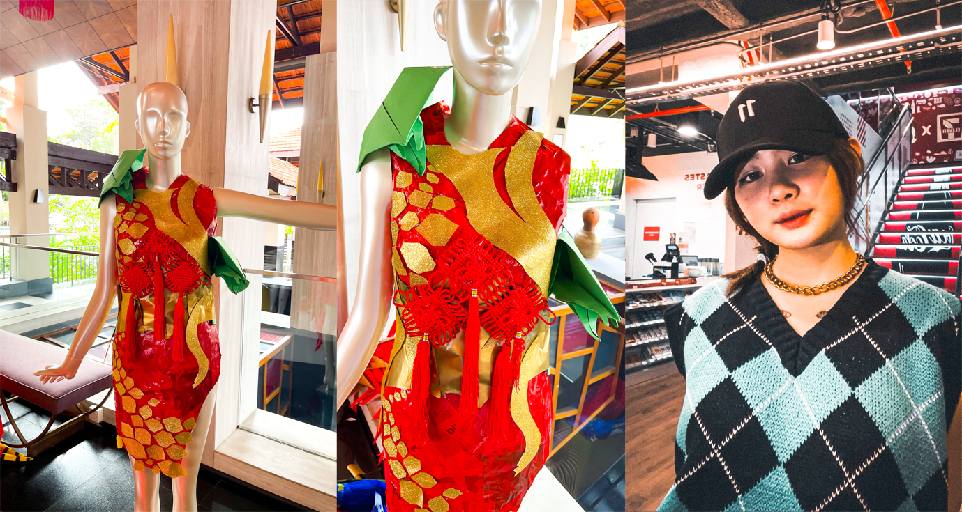 Trường Thời trang và Thiết kế MDIS hợp tác cùng Sofitel Sentosa Singapore ra mắt bộ sưu tập thời trang kết hợp giữa phương Tây và phương Đông - Ảnh 3