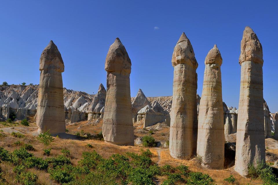 Cappadocia Kota Eksotis yang Membawamu Ke Zaman Batu