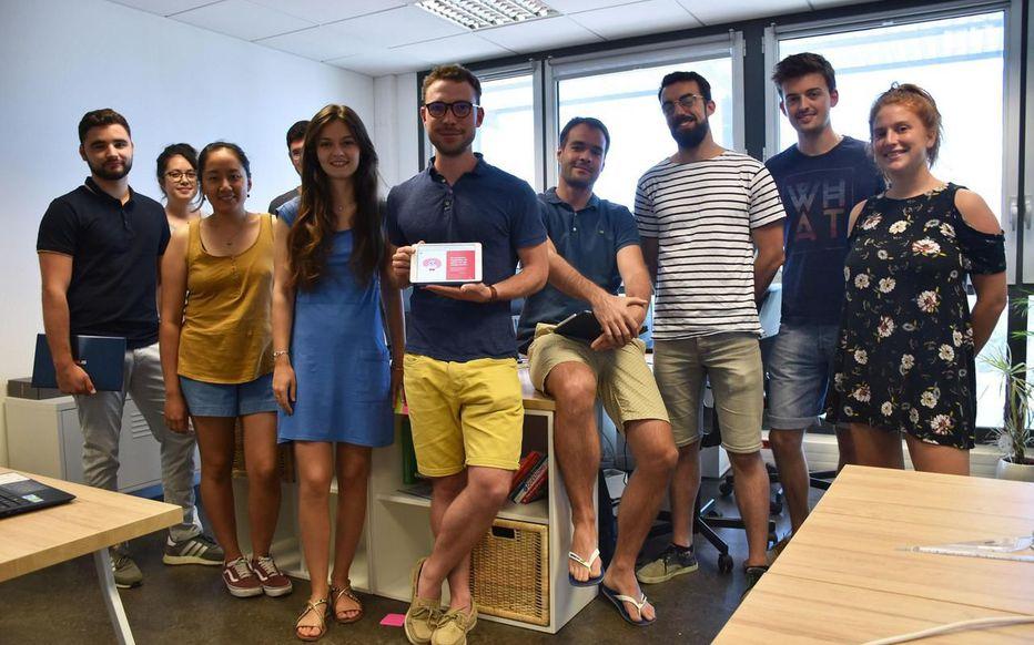 WeFight start-up santé Montpellier assistant virtuel accompagnement soins