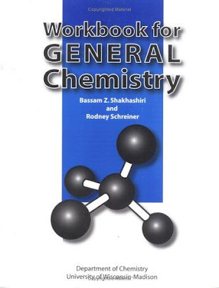 Workbook For General Chemistry