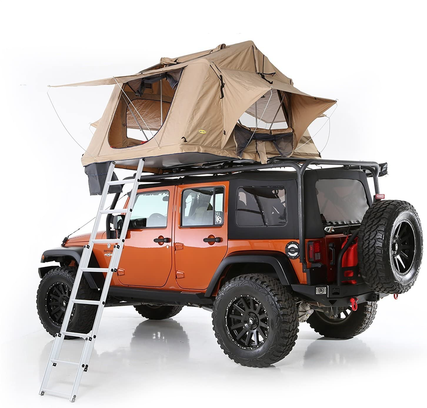 budget ideas tent for top of car overlanding