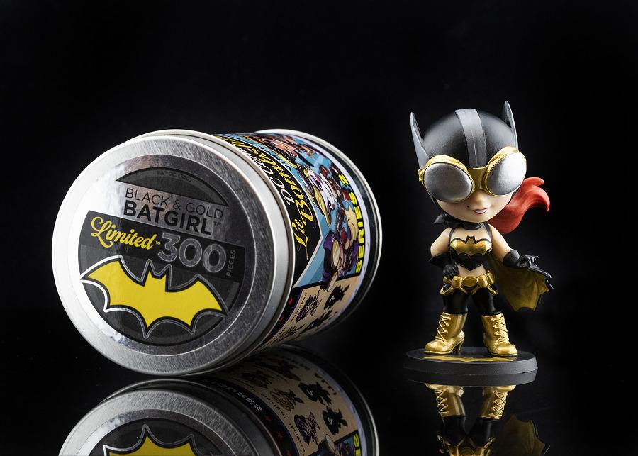 Black & Gold Batgirl DC Lil Bombshells Vinyl Figure