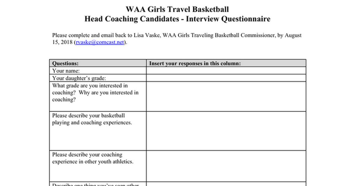 Girls Coaching Questionnaire 2017-18.doc - Google Docs