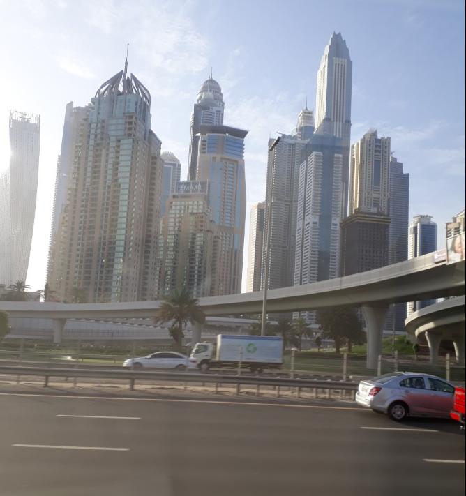 Dubai nhà chọc trời