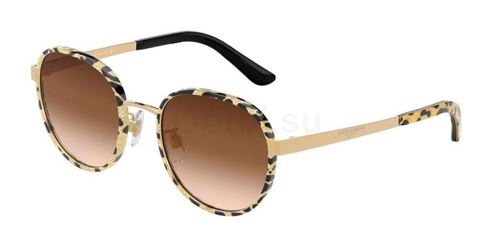 Дизайнерские очки Dolce & Gabbana DG2227J