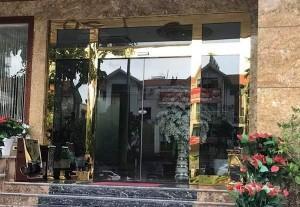 Cửa kính tự động tại Hồ Chí Minh
