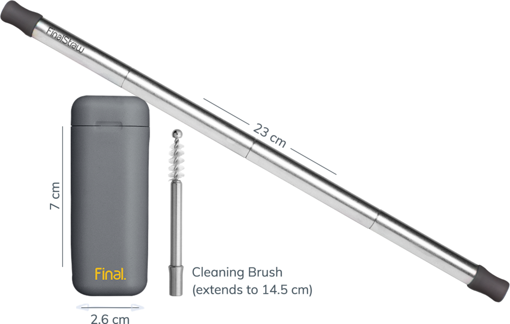 FinalStraw Review and Specs