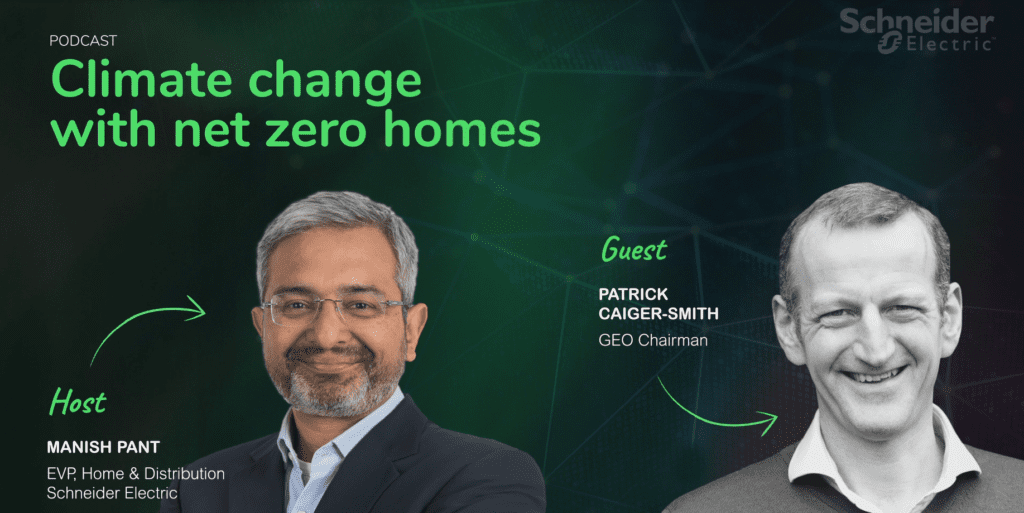 Climate Action with Net-Zero Homes