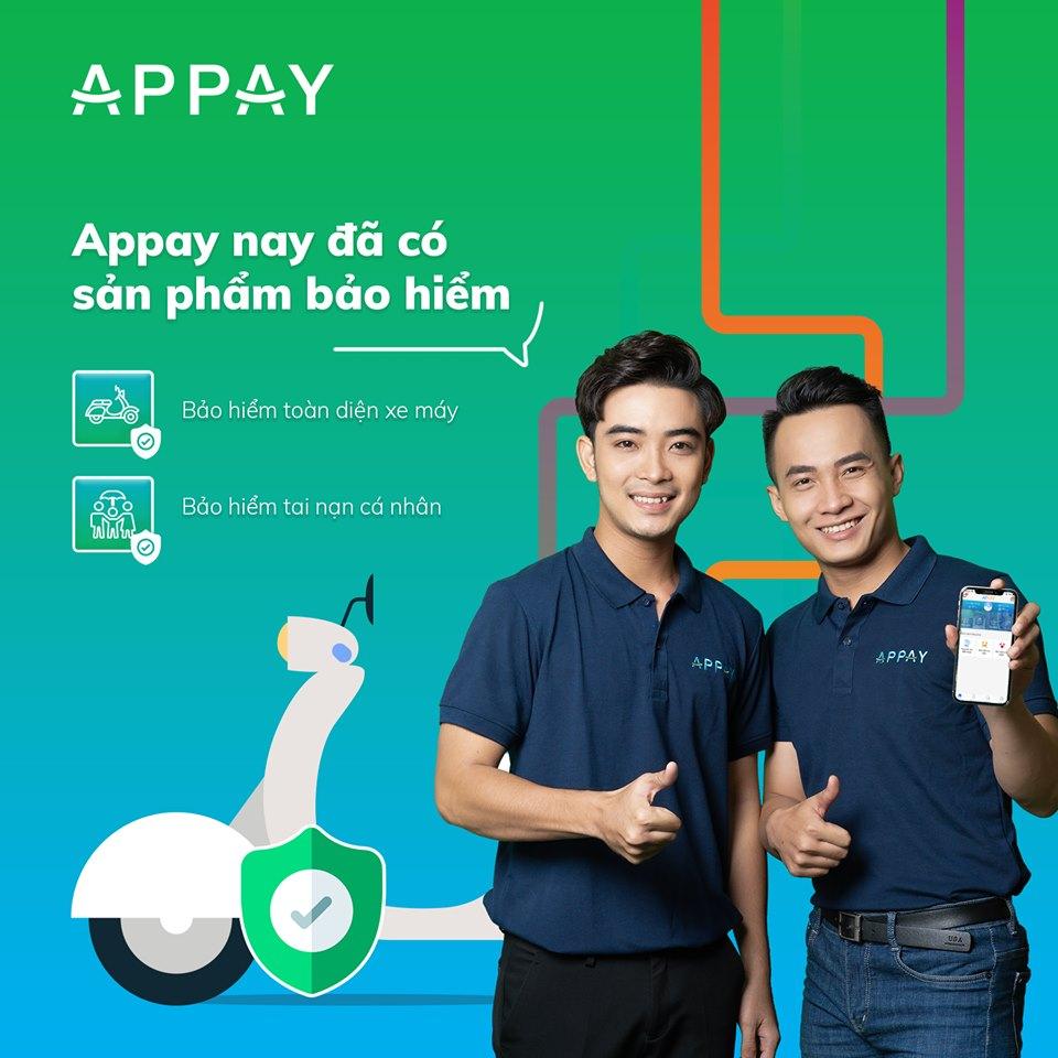 Appay - đơn vị cung cấp bảo hiểm uy tín