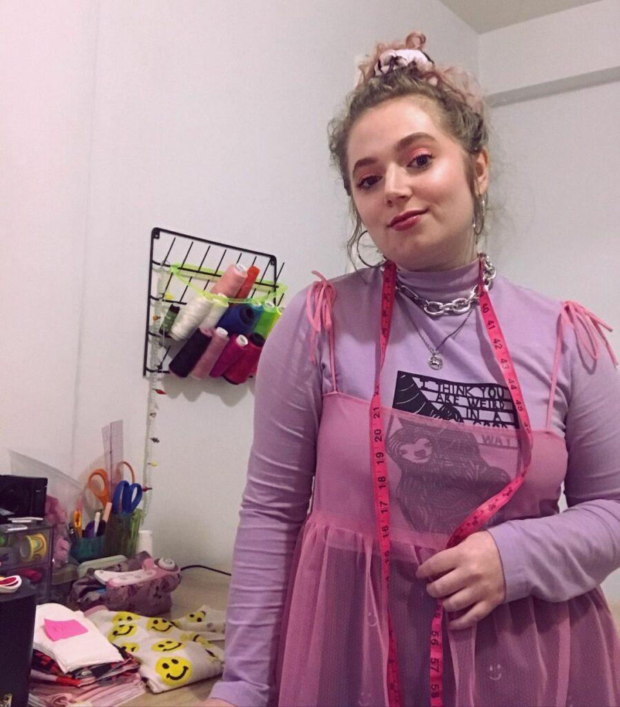 Bouncy Frown Studios- designer amd founder Abby Mosse