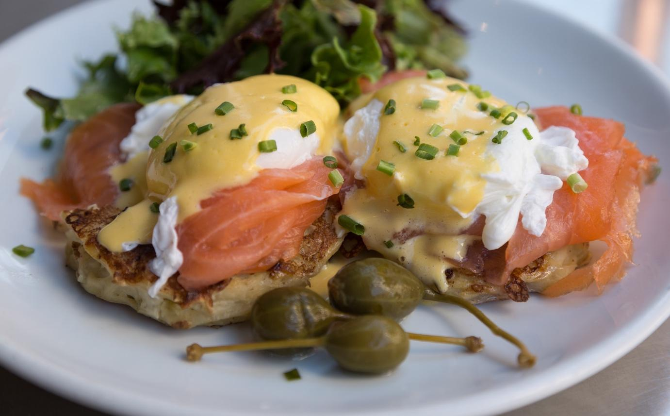 Eggs benedicts