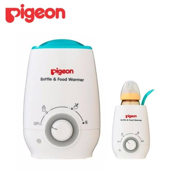 3. PIGEON Bottle and Babyfood Warmer