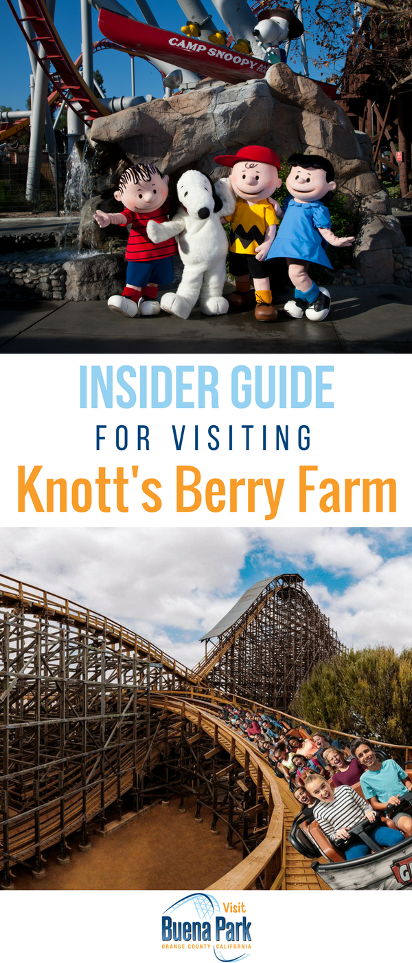 Ready to Visit Knott's Berry Farm? Don't do it until you read our Insider Guider to Knott's Berry Farm! It is full of tips and Knott's Berry Farm secrets that will make the most out of your visit!