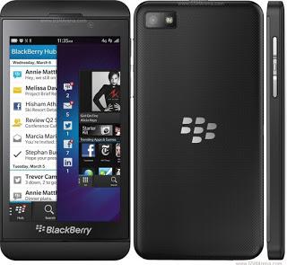 Spesifikasi Dan Fitur BlackBerry Z10
