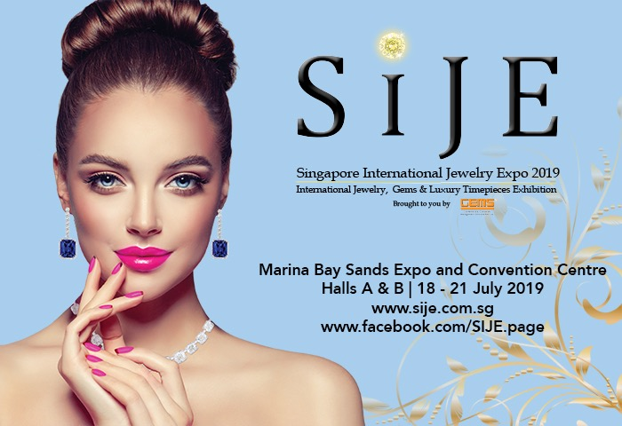 International Jewelry Events in Singapore