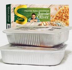 Figura 2: Embalagens de bandejas para pratos prontos