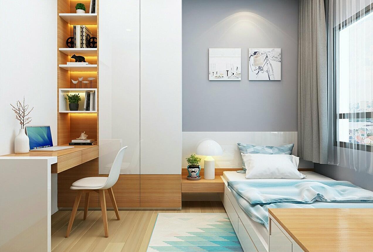Đảm bảo căn hộ chung cư mang tính thẩm mỹ cao.