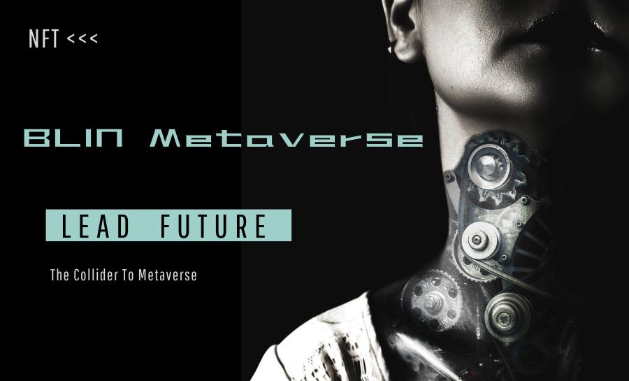 黑色机器人会展互动吧海报
