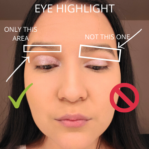 eye makeup highlitgh makeup tips for hooded eyes