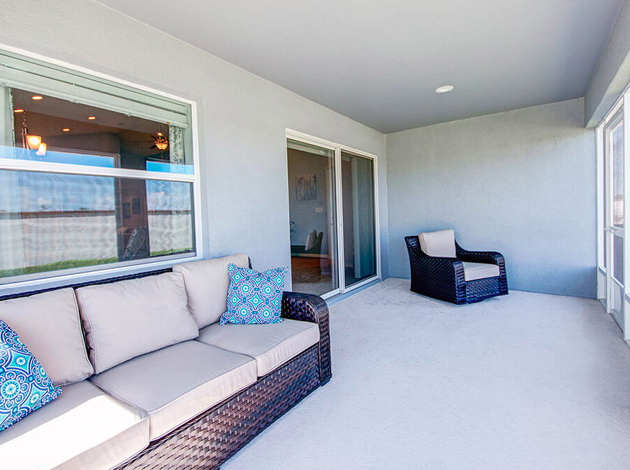 Peaceful outdoor living at Summercrest in Ocala