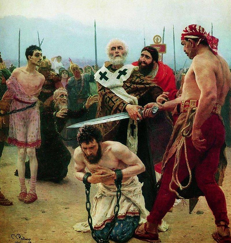 Ilja Jefimowitsch's Saint Nicholas