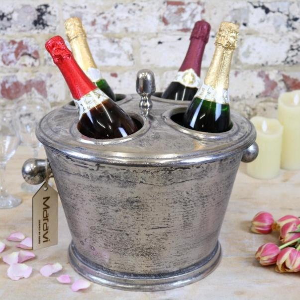 A perfect ice bucket