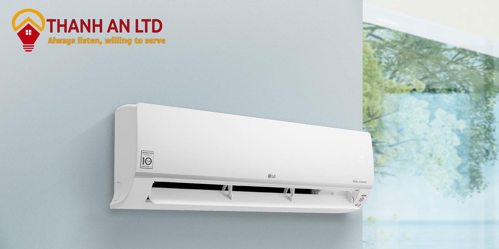 Lựa chọn máy lạnh có công suất phù hợp