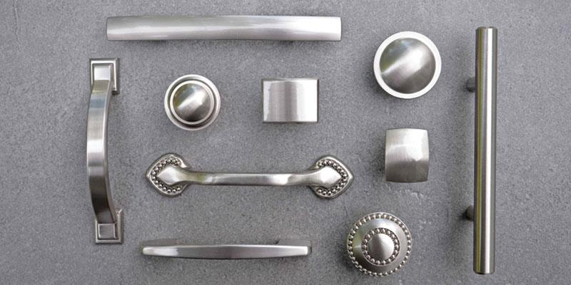 decorative cabinet knobs a large selection that gives a contemporary look