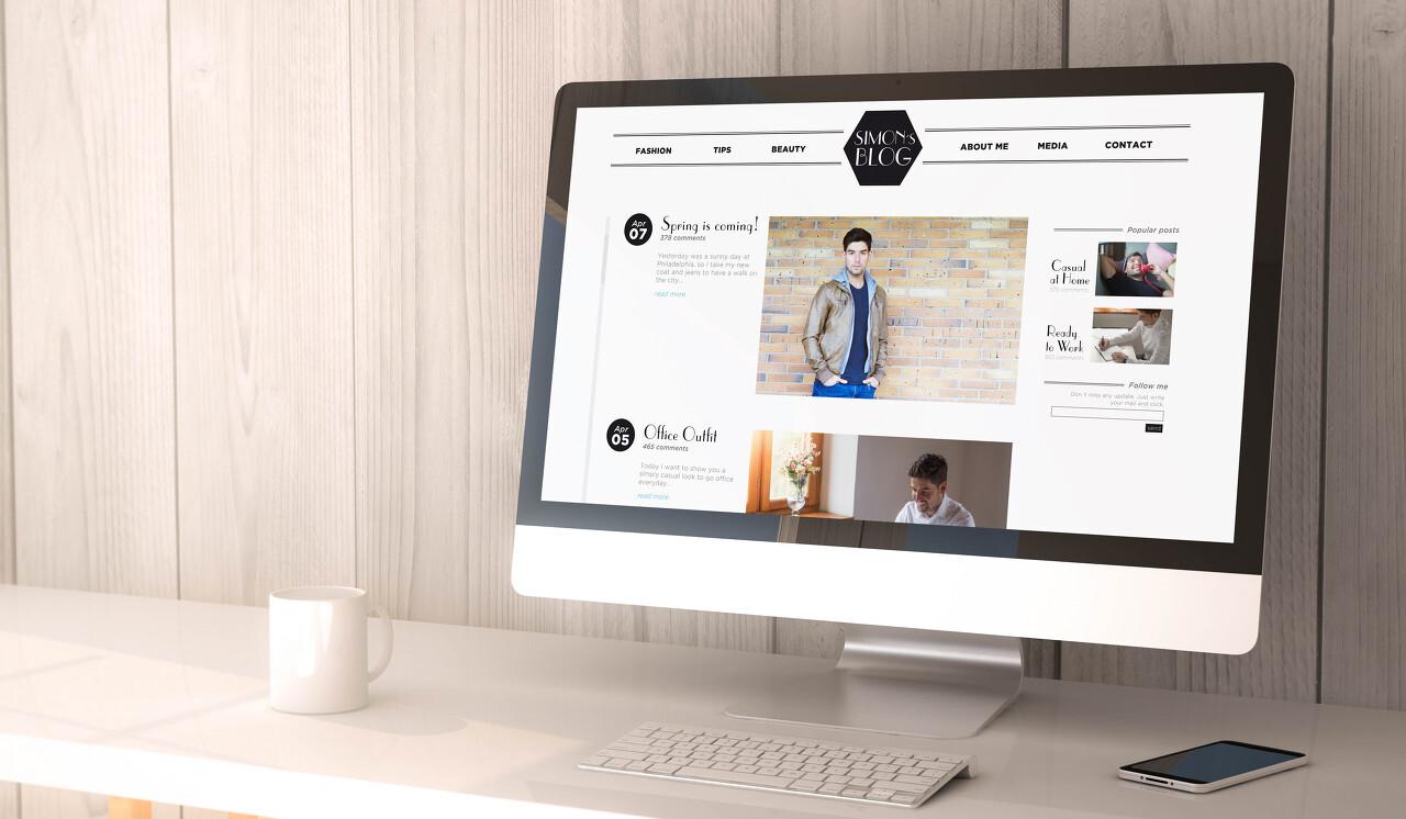 Tips meningkatkan user experience : membuat homepage yang menarik