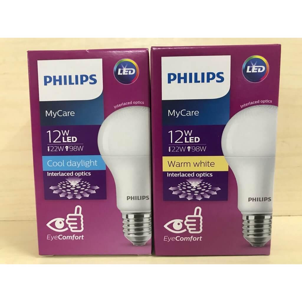 Hình ảnh bóng đèn LED bulb Mycare Philips