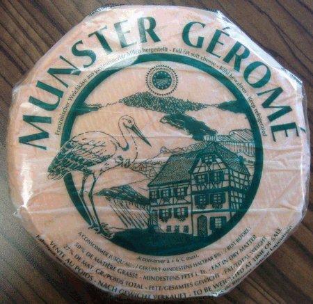 La Cigogne - Munster Géromé - 800 gram