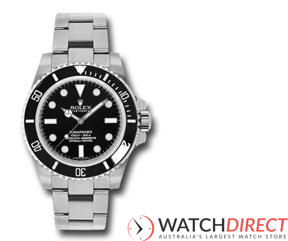 Down in the depths of the great blue is only possible with a watch as sturdy at the Rolex Submariner.