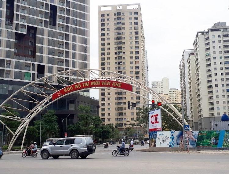 Liền kề 18 khu đô thị Văn Khê – Cơ hội đầu tư vàng cho bạn