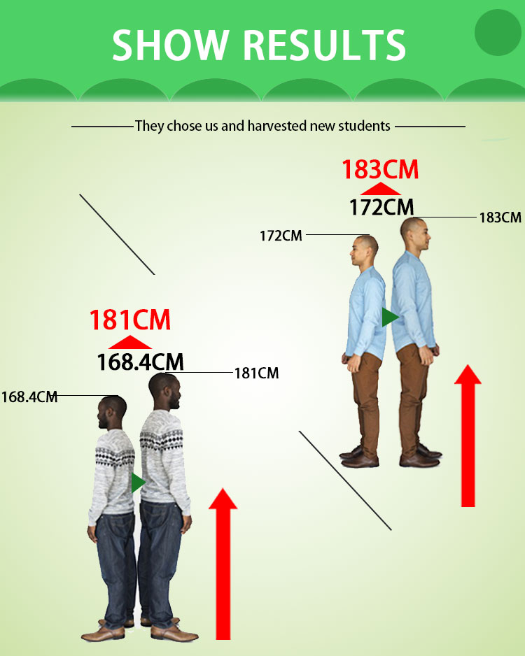 Height Increase Oil