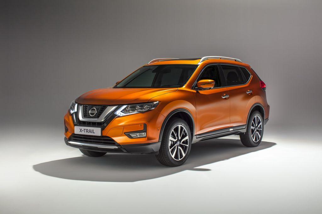 Nissan X Trail 2020 có thiết kế tiêu biểu của dòng xe Crossover