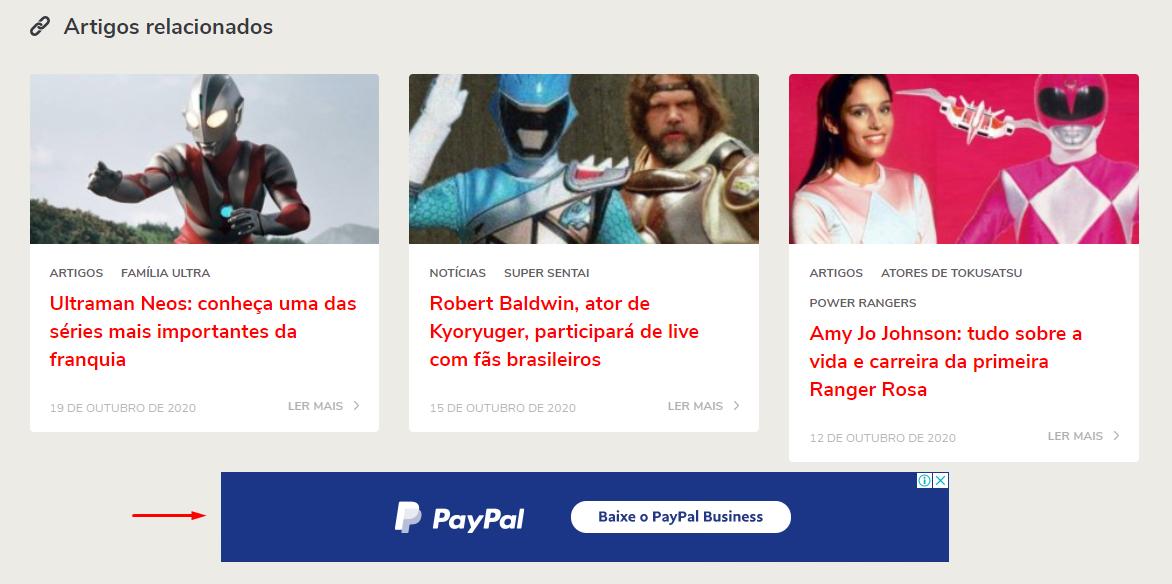 google adsense - blog ainda dá dinheiro