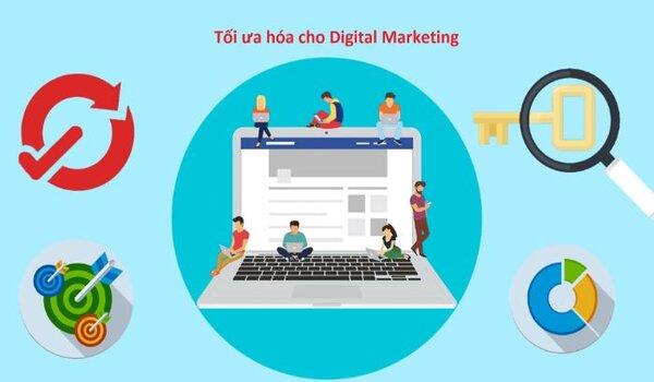 Tối ưu hóa công đoạn triển khai Digital Marketing là cách hạn chế lãng phí nguồn lực